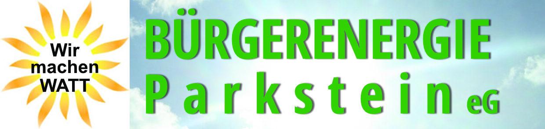 Bürgerenergie Parkstein eG Logo